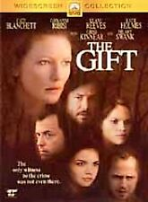 The Gift (DVD, 2001, Widescreen Collection - Sensormatic)