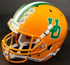 OREGON DUCKS 1984-1994 Schutt AiR XP Authentic GAMEDAY Football Helmet