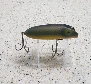vintage fishing lure, South Bend original Babe Oreno