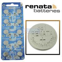 381 Renata Watch Battery SR1120S Swiss Made 0% Mercury Official Distributor