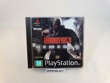 RESIDENT EVIL 3 NEMESIS PLAYSTATION 1 2 3 ONE PS1 PS2 PS3 PAL ITALIANO COMPLETO