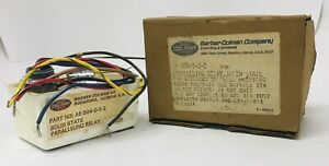 INVENSYS PARAGON MODEL AE-504-0-0-2 SOLID STATE PARALLELING RELAY 24VAC 50/60HZ