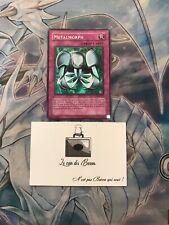 Yu-Gi-Oh! Metalmorph   FMR-003 Secrète Rare Anglais