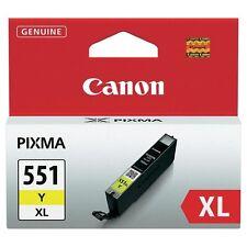 CLI-551Y-XL-6446B001 CARTUCCIA ORIGINALE CANON PIXMA MX725