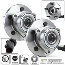 L+R 515029 00-04 Ford F150 4WD Front ABS Wheel Hub Bearing Assembly w/Lug Bolts