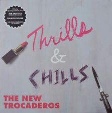 NEW TROCADEROS THRILLS & CHILLS KOTJ RECORDS LP VINYLE NEUF NEW VINYL NUMBERED
