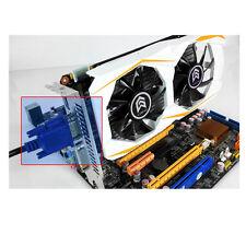 GTX550TI 1024MB Video Graphics Card HDMI VGA PCI-E 2.0 X16 GDDR5 Windows10 Sale