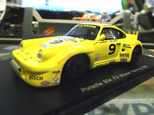 Porsche 911 934 carrera winner Sebring 1983 #9 Baker nierop WLB Spark res 1:43
