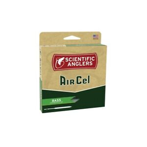 Scientific Anglers 112727 Aircel Floating Bass Fly Line-7 8-Yellow