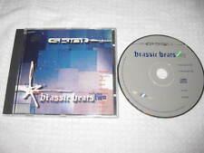 Brassic Beats Volume Two Dance CD Album Skint Fatboy Slim Midfield General