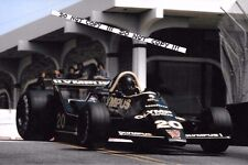 9x6 Photograph,James Hunt , F1 Wolf-Cosworth WR7, US GP West Long Beach 1979