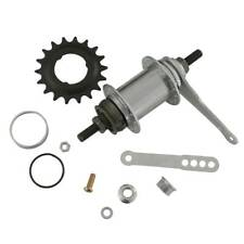 Steel Brake Rear Hub Stainless For Fixed Gear Bicycle Coaster 32 Holes Quality