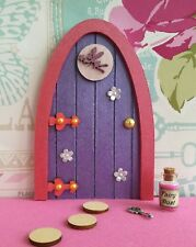 fairy door, fairy dust, a magic key, stepping stones can personalise