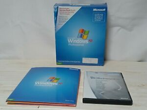 Microsoft Windows XP Professional with SP2 Plus Microsoft Office Enterprise 2007