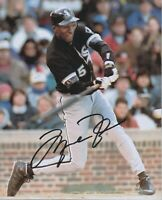 Michael Jordan Autographed Signed 8x10 Photo ( HOF White Sox ) REPRINT