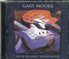 GARY MOORE - THE VERY BEST OF - OUT IN THE FIELDS - CD