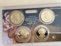 2008 United States Mint Presidential $1 Coin Proof Set w/CoA
