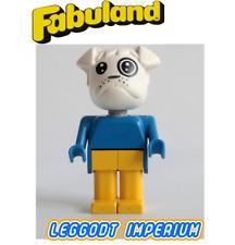 LEGO Fabuland Bulldog - rare minifig fab2d FREE POST