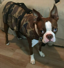 Dog camo life jacket New Med by Herter's pet safety vest flotation device camo