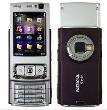 Nokia N95 (Unlocked) Mobile Phone Smartphone - Purple/White