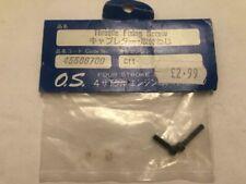 Tornillo de fijación del acelerador OS Modelo Motor 45586700 para cuatro tiempos C14 R/C Modelo