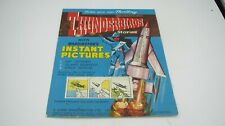 Gerry Anderson THUNDERBIRDS Waddington's INSTANT PICTURES Letraset VINTAGE 1965
