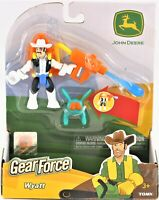 Gear Force Wyatt & Bug Set Tomy John Deere 3 And Up New Free Shipping