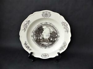 Collector Plate 1st Edition Bruton Parish Church  Williamsburg by Wedgwood
