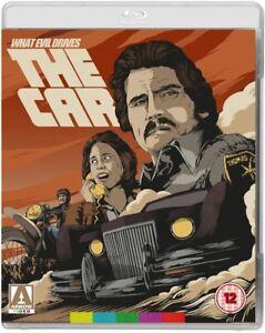 The Car (James Brolin Kathleen Lloyd John Marley) New Region B Blu-ray