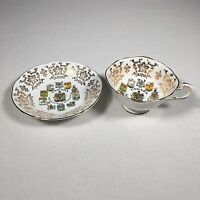 Paragon Cup And Saucer Canada Fine Bone China Made In England