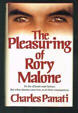 The Pleasuring of Rory Malone by Charles Panati 1982 Hardcover 1st Printing