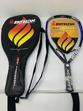 Ektelon Triple Threat Tt Rebel 1600 Power Level Racquetball Racquet & Case New!