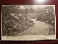 MATT'S STAMPS Vintage Postcard Wilkes-Barre Mountain Boulevard Pennsylvania 1905
