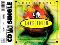 SUZI QUATRO ~ Love Touch [x2+1] ~ maxi CD single ~ 1992