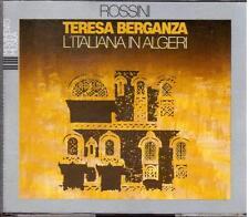 Rossini: L'Italaiana In Algeri / Sanzognoa, Berganza, Petri, Milano 28.6.2957 CD