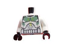 Lego Torso Oberkörper Clone Trooper Star Wars Zubehör 973pb0759c01 Neu