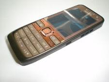 New Nokia  E52  cover  keypad housing fascia set brown colour