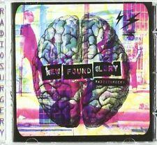 NEW FOUND GLORY - RADIOSURGERY  CD NEW+
