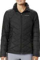 NEW Columbia Women HEAVENLY Jacket BLACK