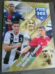 FIFA 365, OFFICIAL STICKERS ALBUM, EMPTY