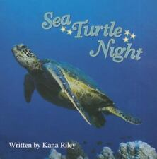 READY READERS, STAGE 4, BOOK 8, SEA TURTLE NIGHT, SINGLE COPY