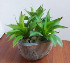 3 Pieces Artificial Leaves Grass Succulents Home Garden Decoration