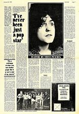 (Sds)26/1/1974Pg7 Article & Picture - Mark Bolan