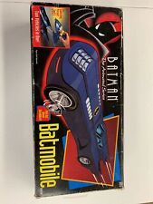 Vintage Kenner 1992 Batman The Animated Series Batmobile w/box VTG 90s DC COMICS