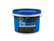 Everbuild 702 AQUA PLUS Tile Adhesive Glue Bond Grab WATER RESISTANT - 16kg