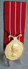 Canada - CD , Canadian Decorations Medal , Court Mounting Full Size