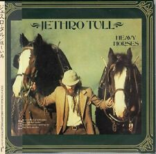 Jethro Tull: Heavy Horses Japan CD Mini-LP TOCP-67186 Mint (ian anderson Q QU