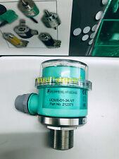 For the new Pepperl+Fuchs UC500-D1-3K-V7 ultrasonic level sensor