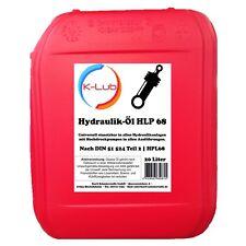 20 liter K-lub HLP 68 hydraulic oil | HLP68 ISO