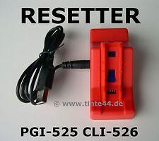 Chip Resetter USB Canon Pixma PGI-525 CLI-526 original Premium Redsetter PGI525
